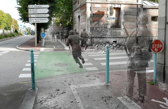 fotografias: fantasmas de guerra