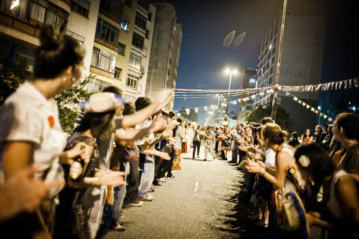 Festival Baixo Centro dá vida ao centro de São Paulo!