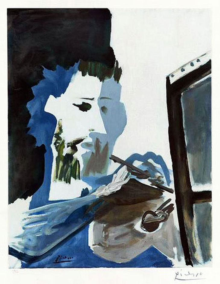 picasso_the-painter