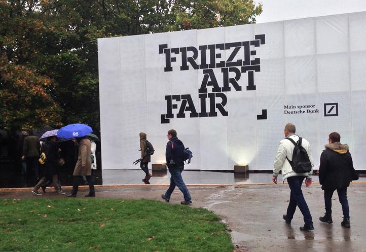 Frieze Art Fair por Mila Mayer