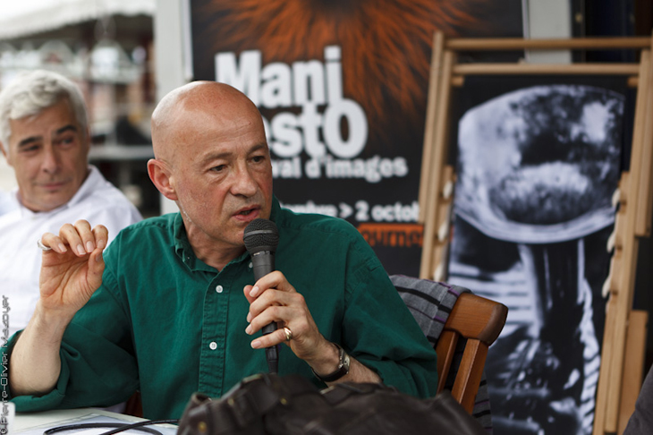 Manifesto - table ronde nouveaux medias