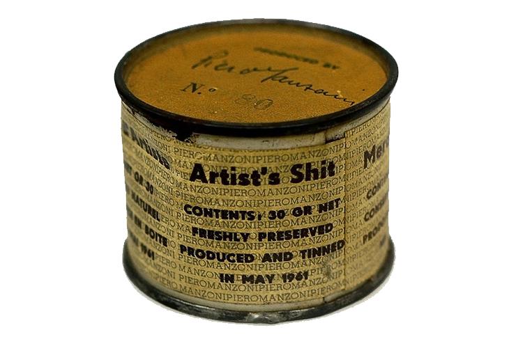 pieromanzoni artist's shit