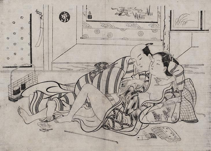 Banquete fala sobre erotismo na Arte Japonesa da Era Tokugawa