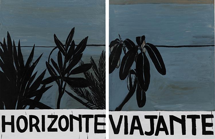 Individual de Vânia Mignone na Casa Triângulo expõe mais recente produção da artista