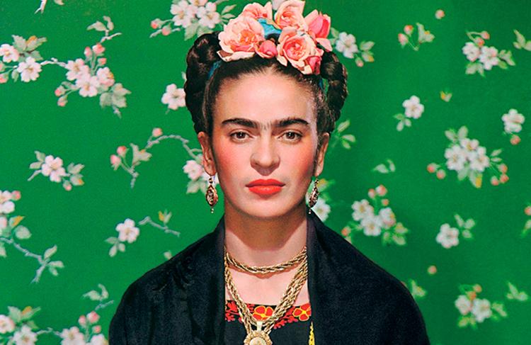 Frida Kahlo chega ao Rio de Janeiro