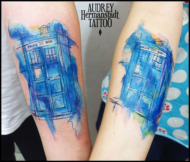 3 tatuadores para quem ama o mundo das cores