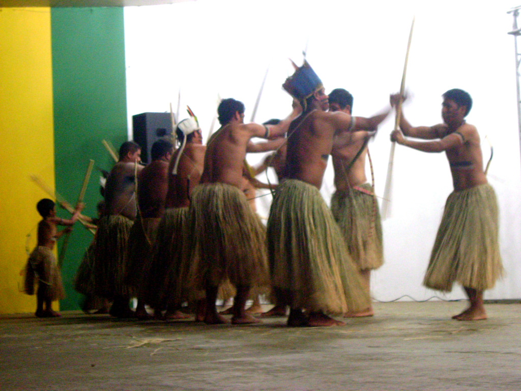 Dança do índio