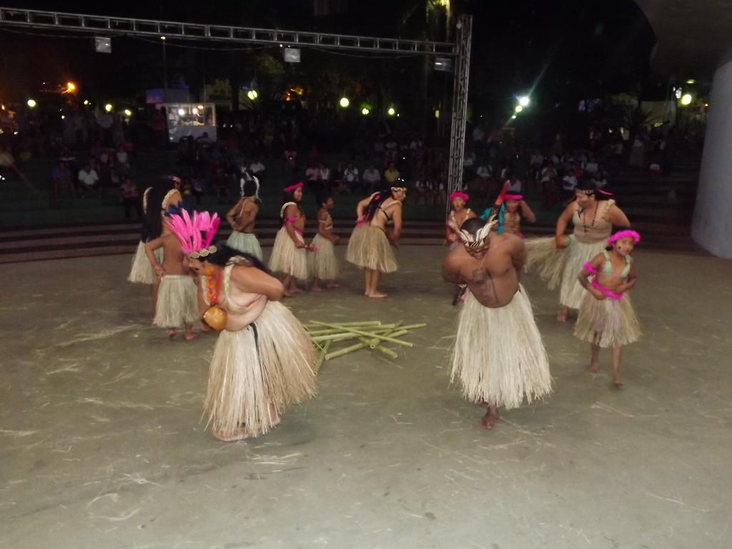 Dança indígena