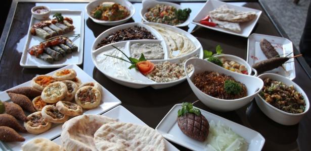 buffet-arabee