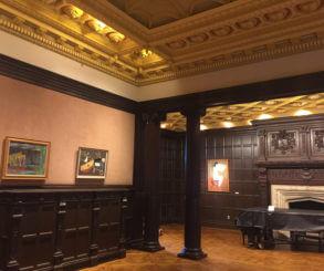 O que uma das obras + famosas do mundo está fazendo na mansão que virou museu?