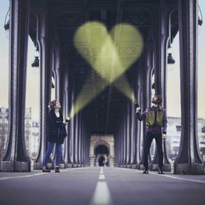 Vincent Bourilhon - Light your love