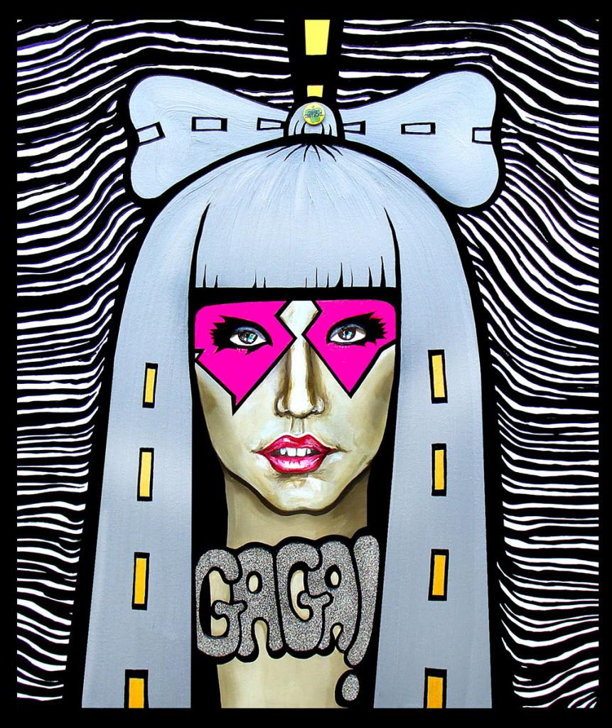 Thiago Cóstackz.Lady Gaga