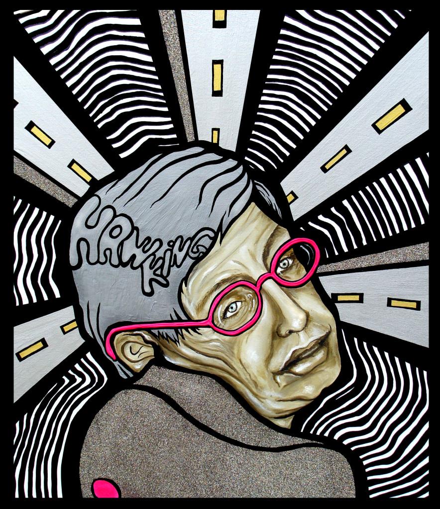 Thiago Cóstackz.Stephen Hawking