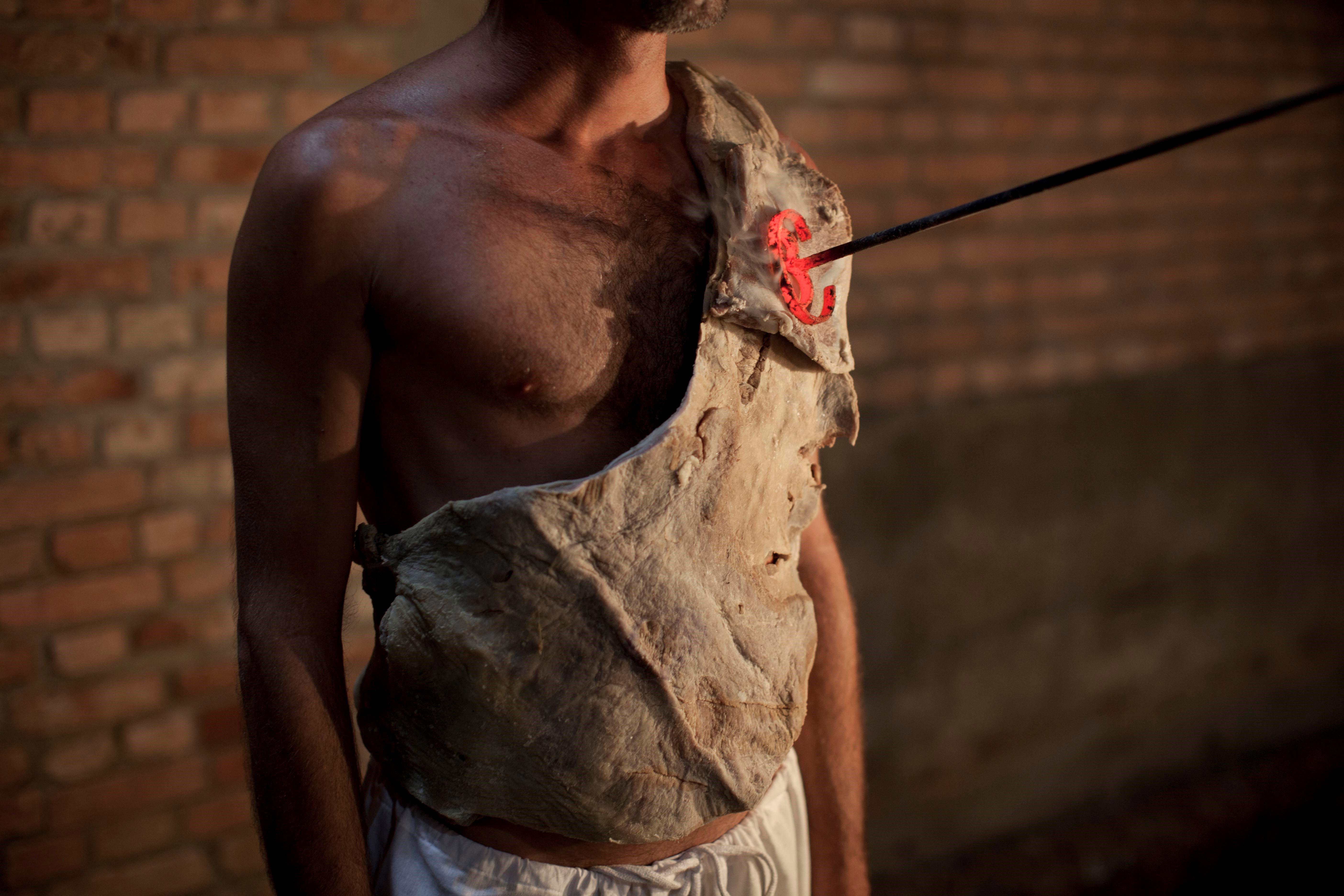 Transmutação da Carne, 2005, Ayrson Heráclito_3 fotos e 1 vídeo_2