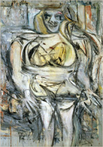 Woman III, por Willem de Kooning - 154,5 milhões de dólares