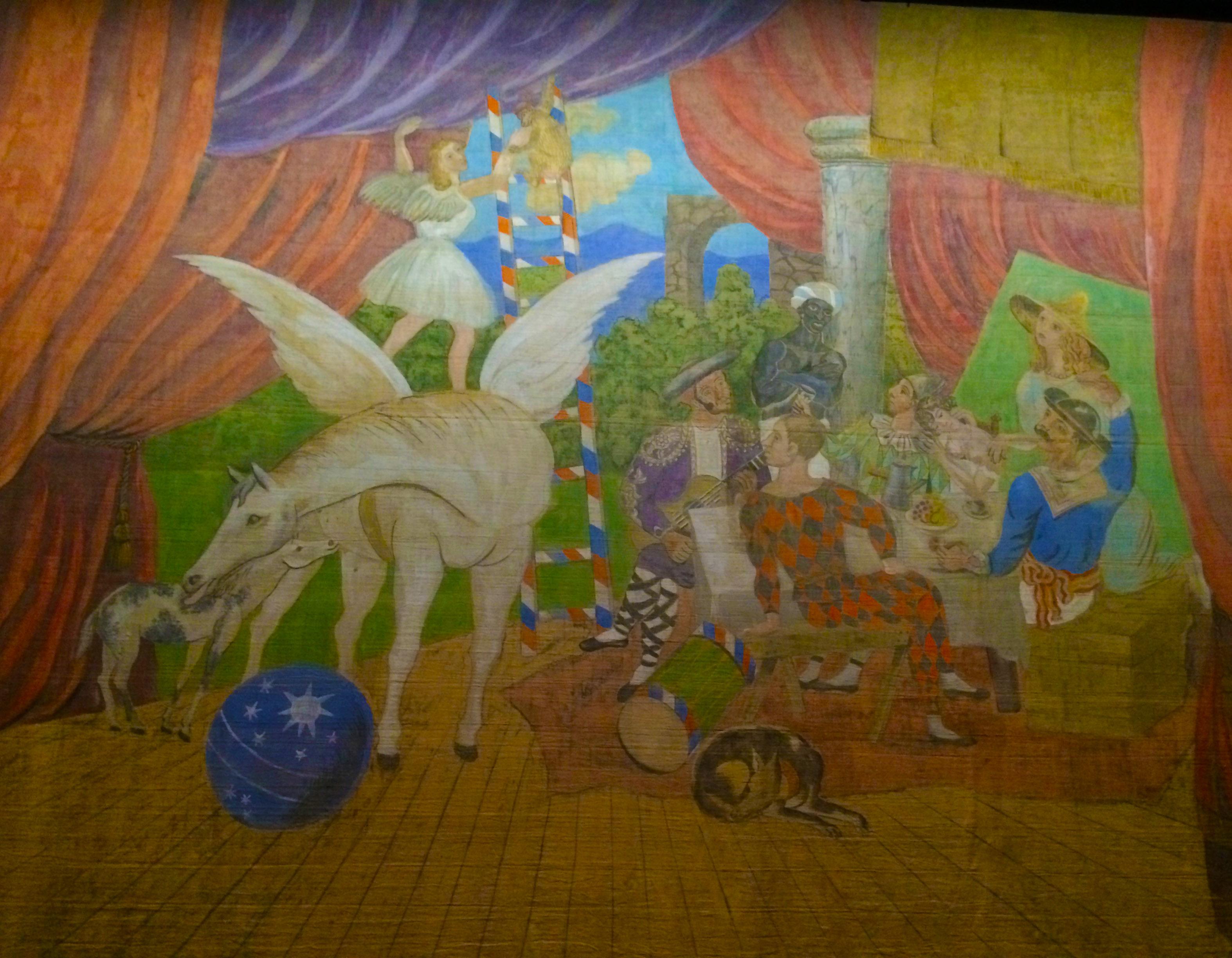 Conheça a maior pintura que Picasso já fez e você nunca viu