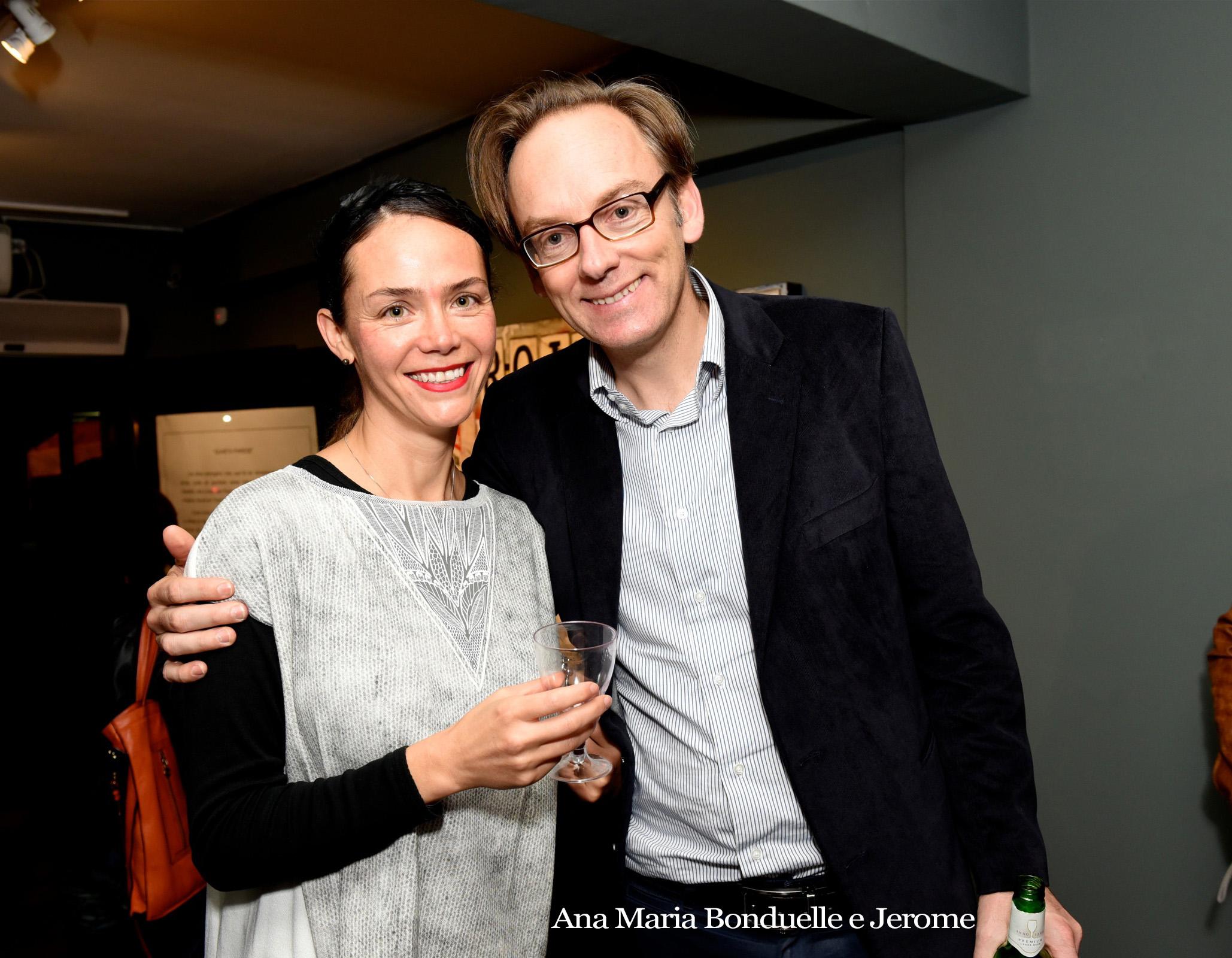 Ana Maria Bonduelle e Jerome Bonduelle