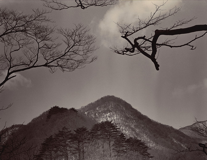 Masao Yamamoto - Kawa=Flow 626 - gelatina e prata e tecnica mista