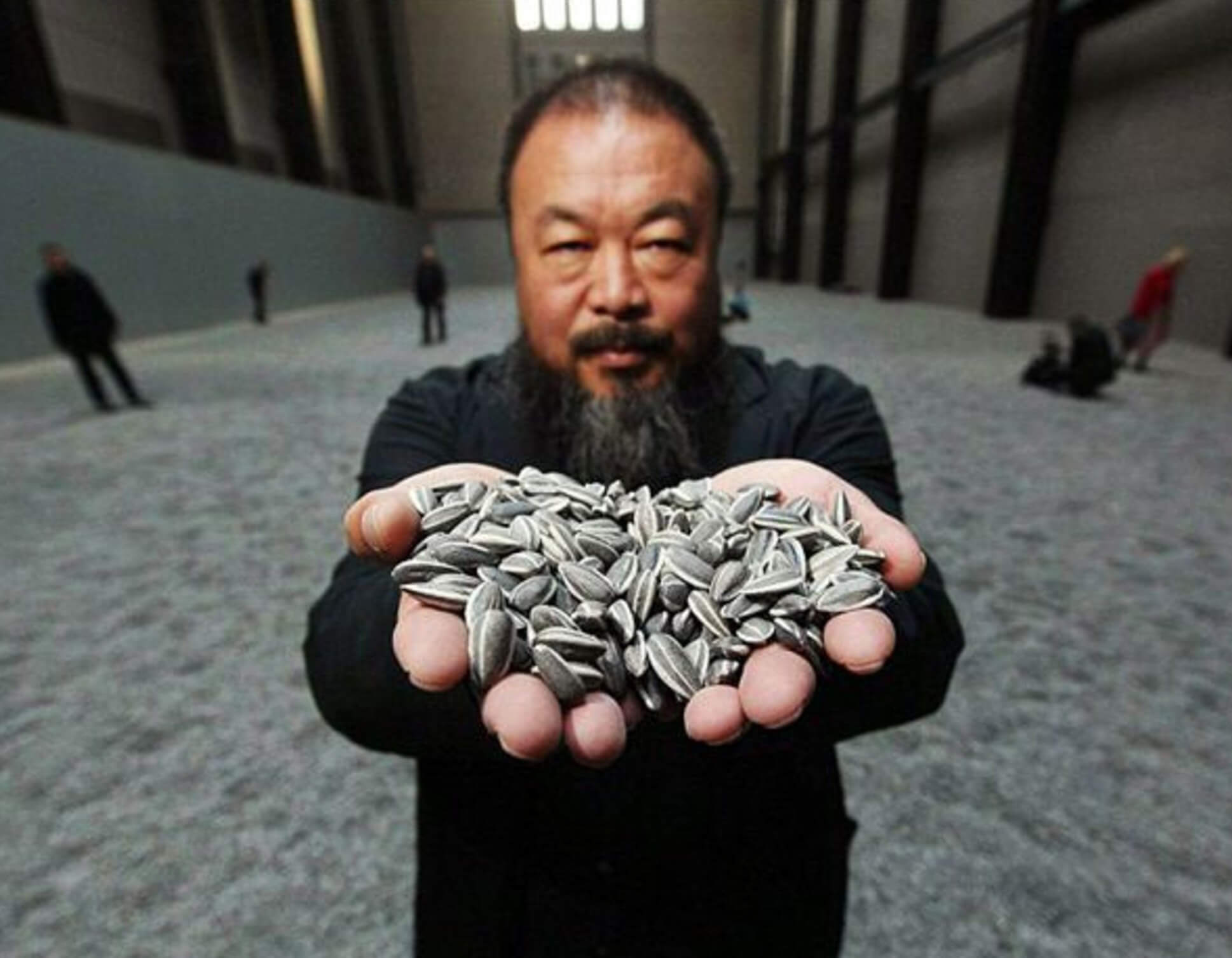 Personal Branding: Ai Weiwei