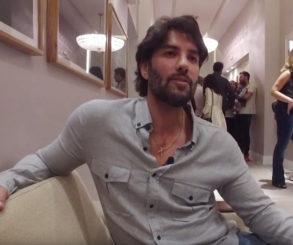 Entrevista com André Carício na Casa Cor 2016