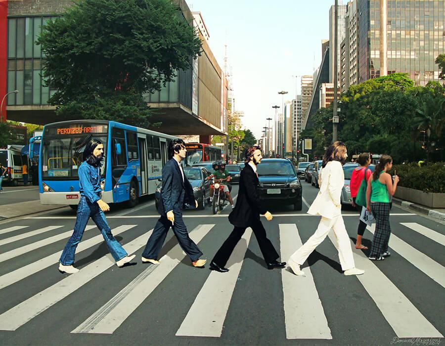 Beatles na Paulista-Dorival M Finotto