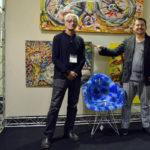 Granato, Cavalli e Boaretto em Espaço Galeria 2015.CAPA