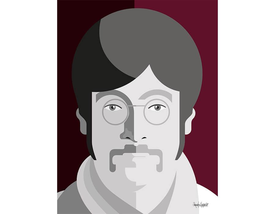 John Lennon 1 - Renato Hayashi