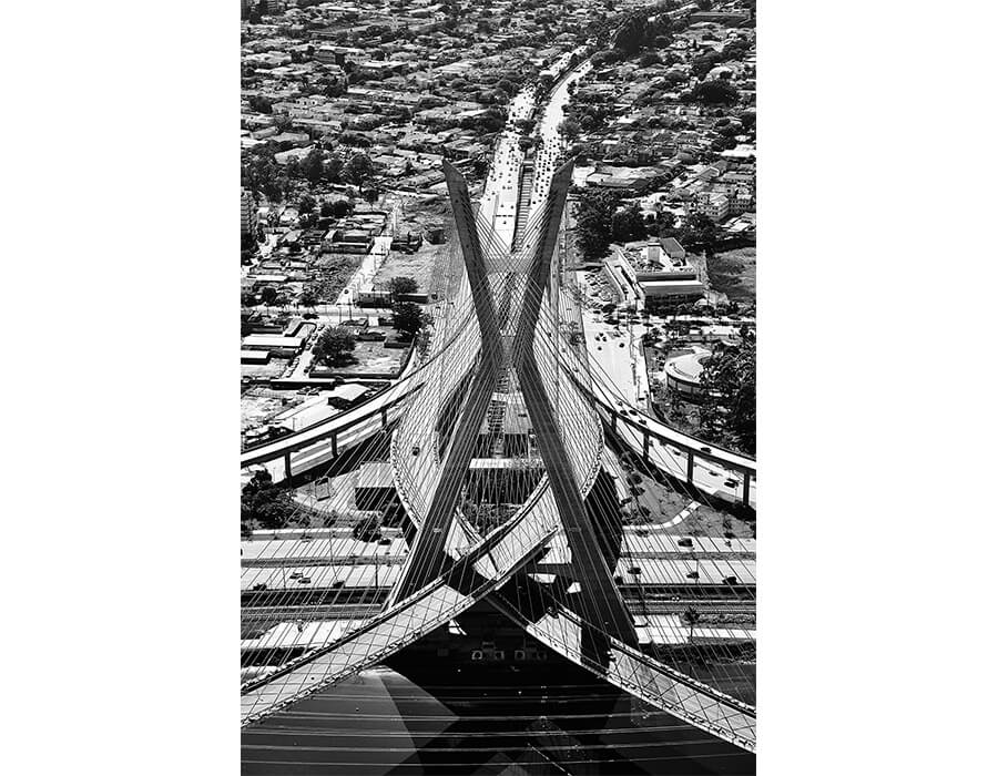 Marcelo Aniello, X_Foto em PB impressa em papel algodão_100x70cm