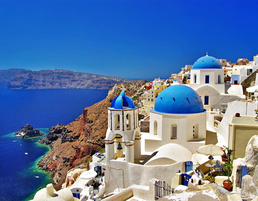 Santorini - Grécia
