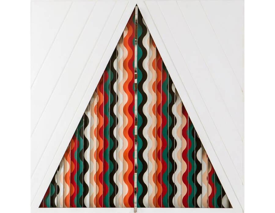 Yutaka Toyota - Espaço Pirâmide - aço madeira e fórmica - 2011