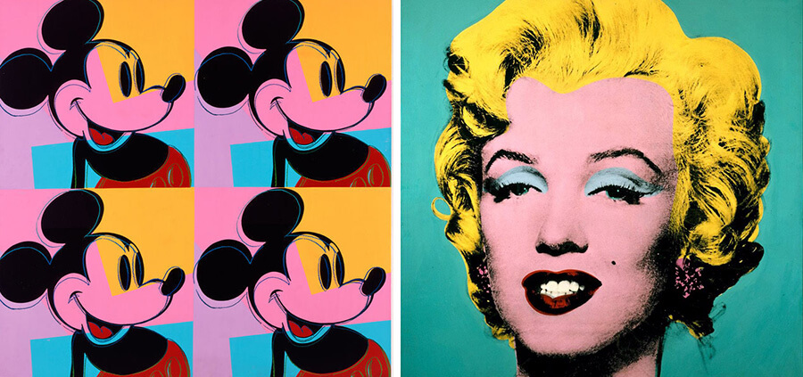andy-warhol: Pop Art