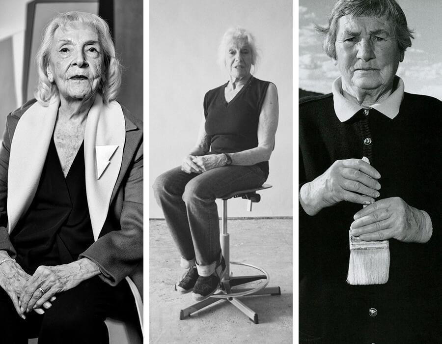 Top 10 artistas mulheres minimalistas que você precisa conhecer