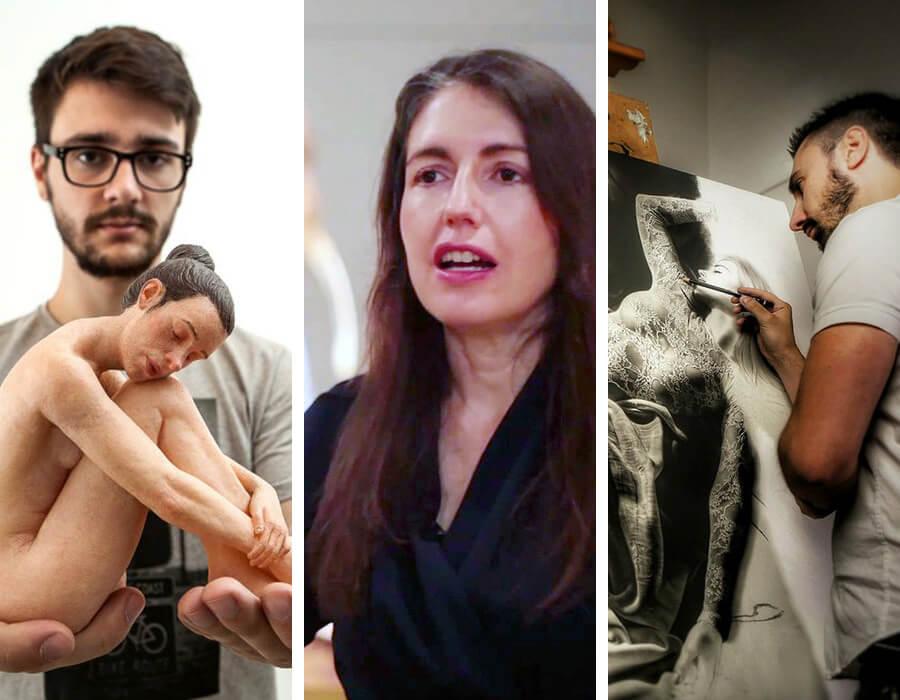 Top 10 artistas do hiper-realismo que você precisa conhecer