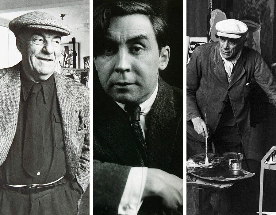 Top 10 artistas que fizeram parte do cubismo para você conhecer!
