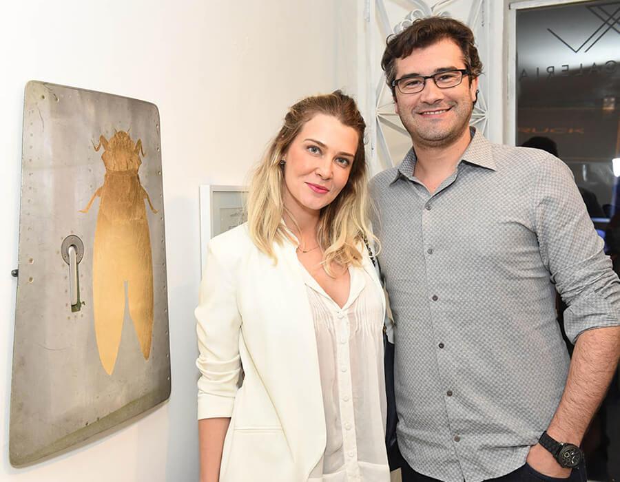 Fabiola e Fabio Brito