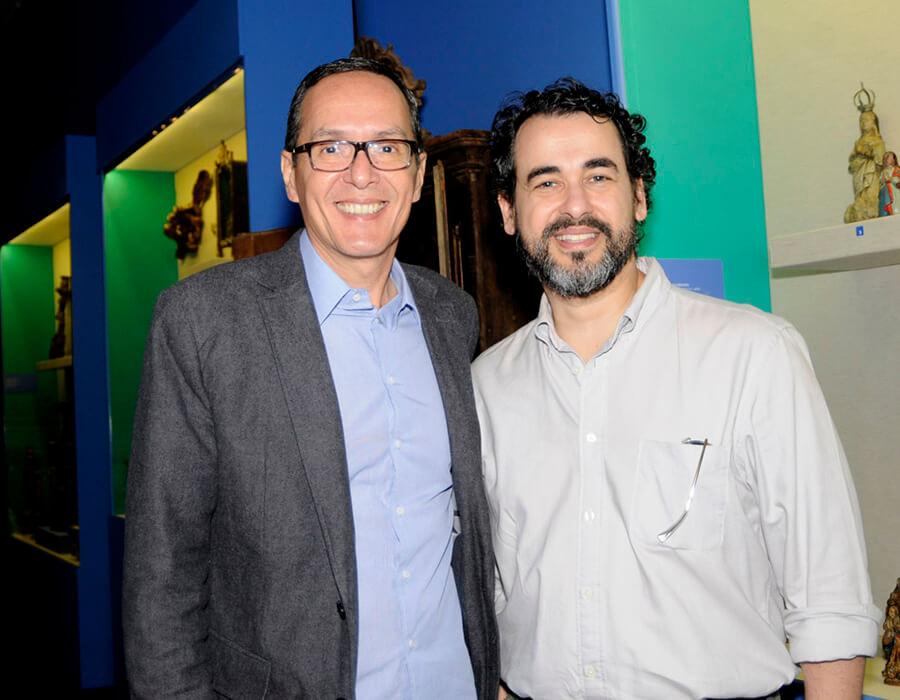 Luiz Marcon e Rodrigo Mindlin Loeb