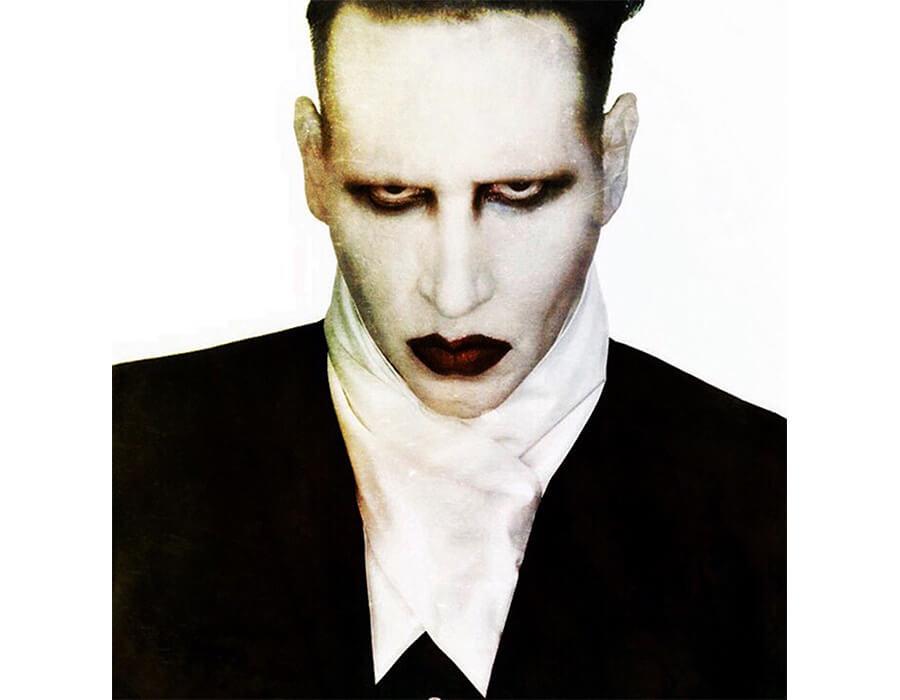 Marilyn Manson (Divulgação)
