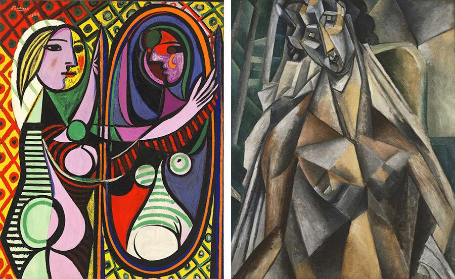 Movimentos artísticos; Pablo Picasso