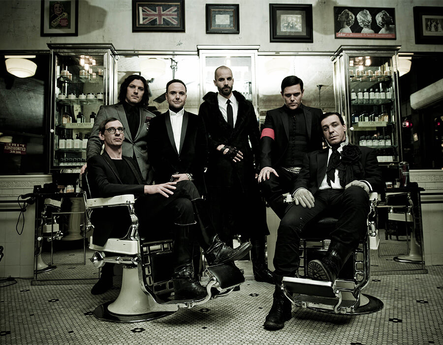 Rammstein (Crédito - P.R. Brown