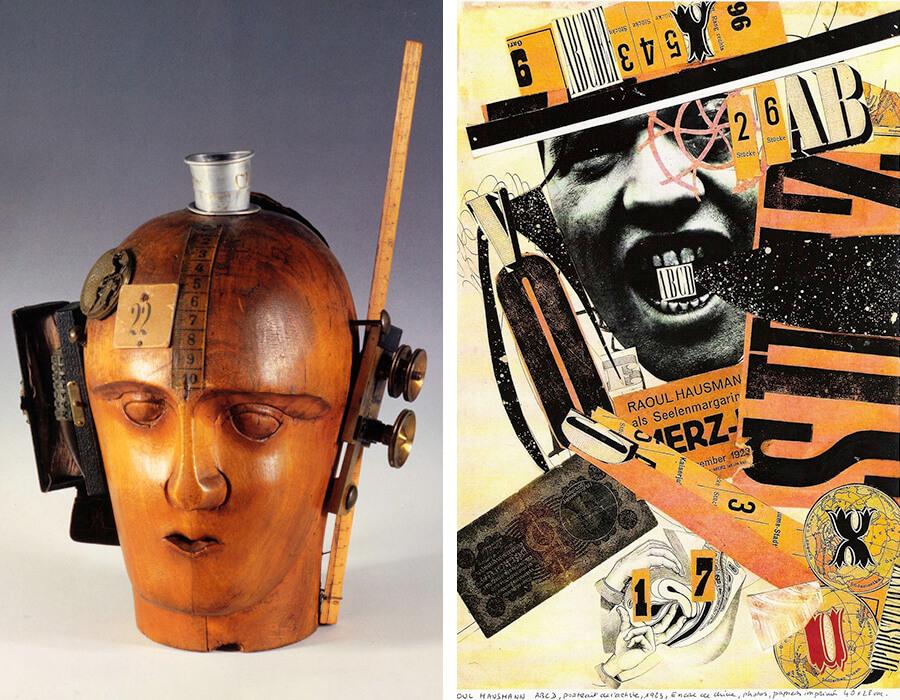 dadaísmo; raoul-hausmann