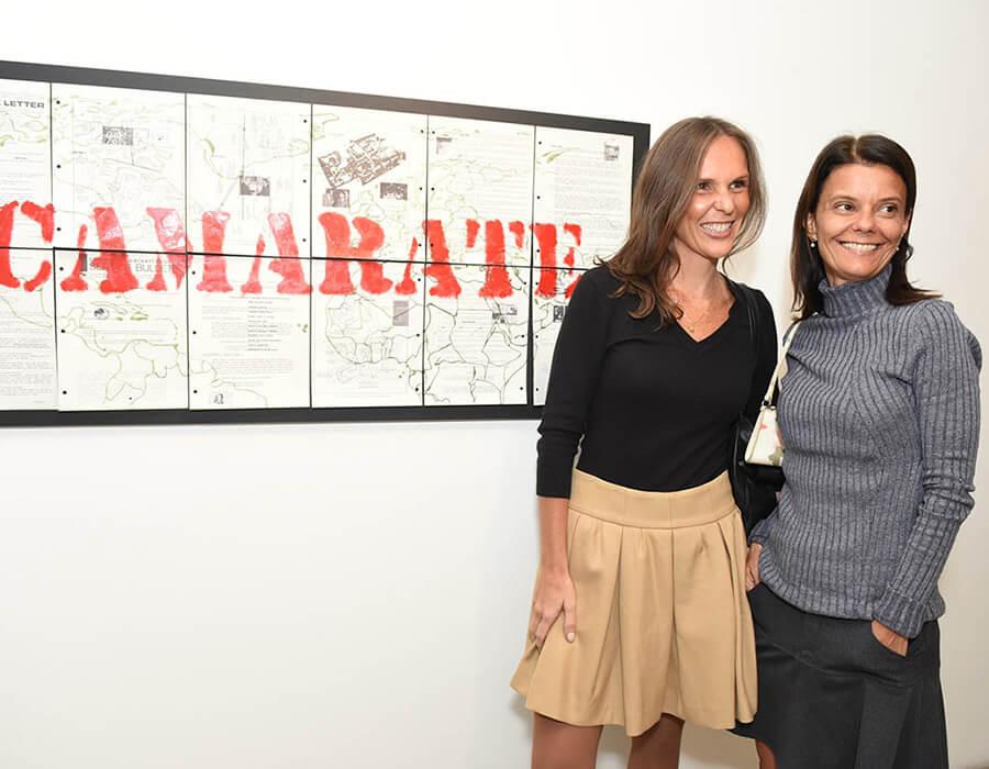 Renata Kok e Maria Fernanda Kok