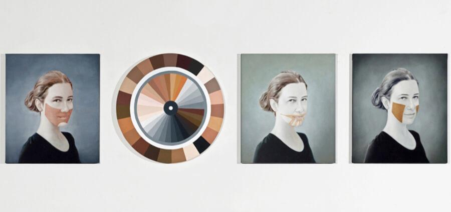 Adriana Varejão - Polvo Portraits VI (China Series) (Foto: Divulgação)
