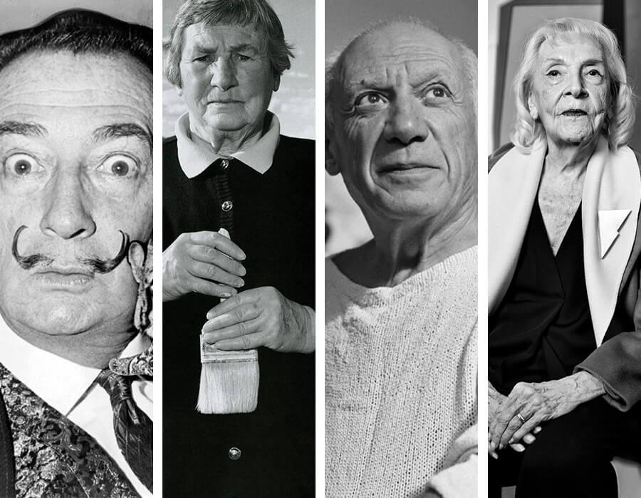 Os 8 principais movimentos artísticos do século XX