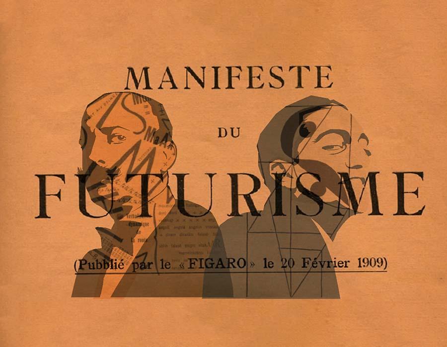 futurismo capa