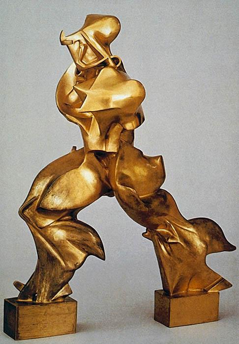 Futurismo, escultura