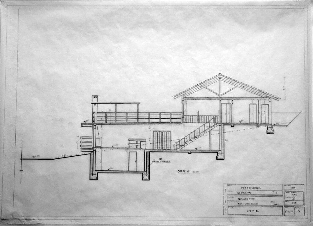 desenho-arquitetonico