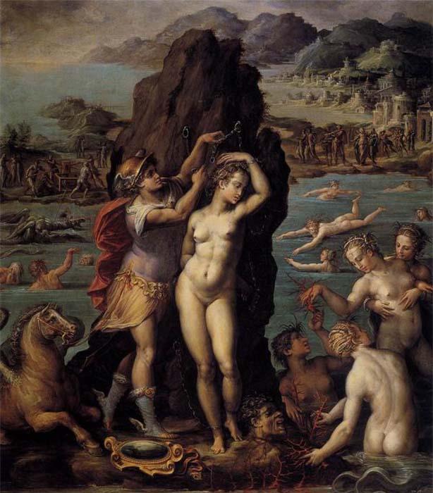 Giorgio-Vasari-Perseus-and-Andromeda