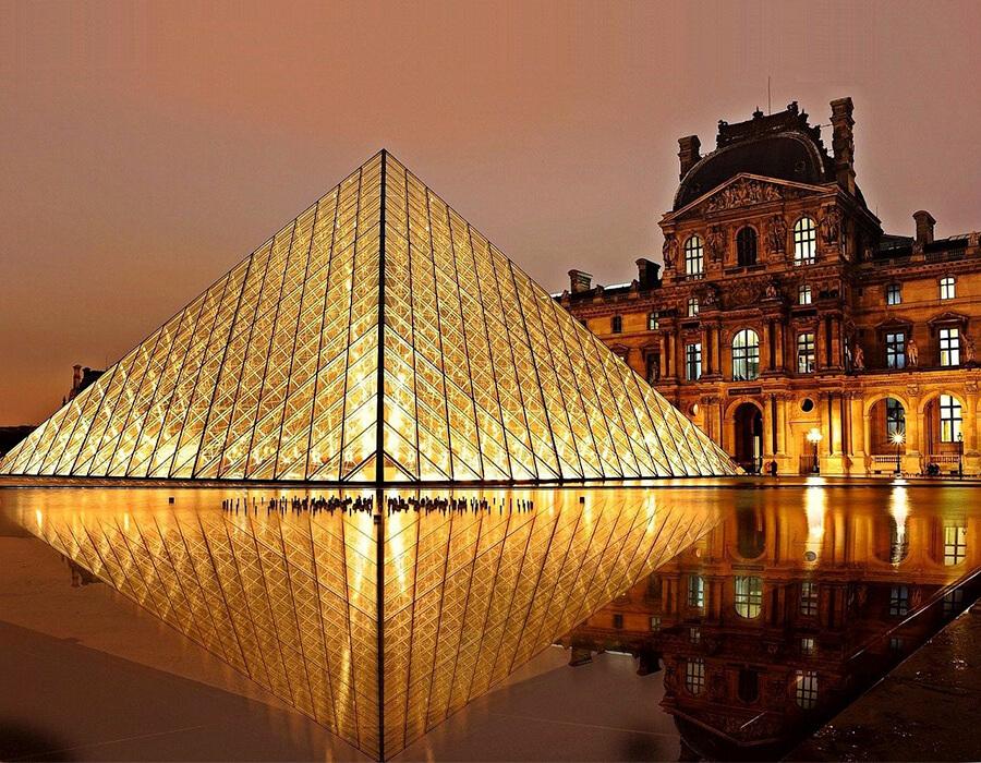 Os 10 museus mais visitados do mundo