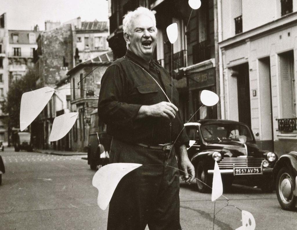 O pioneiro da arte cinética: obras de Alexander Calder no Itaú