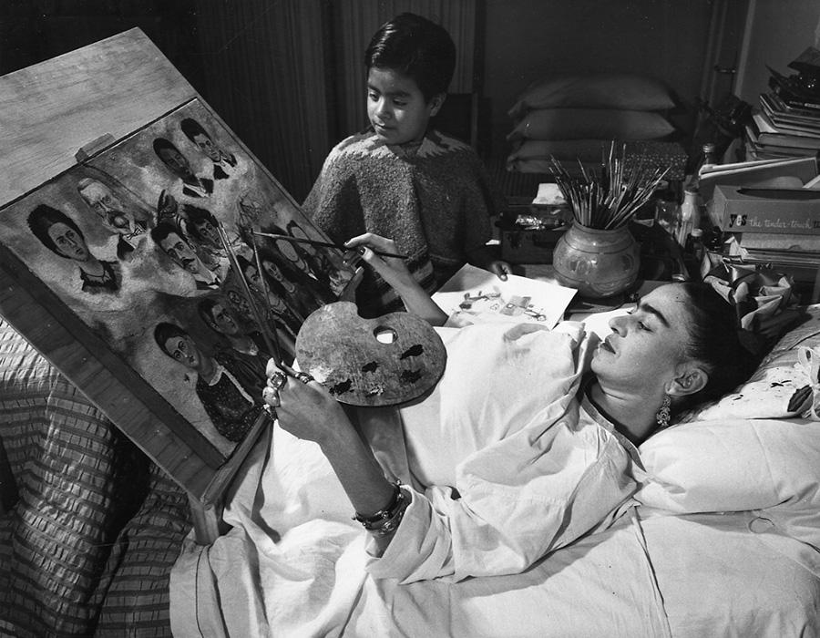 Resultado de imagem para frida kahlo obras